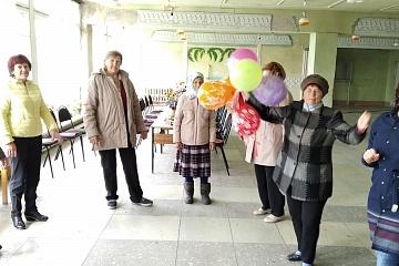 29 сентября в МКУ «Ширяевский КДЦ» состоялся праздник  - встреча ко Дню пожилого человека.
