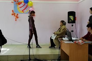 """01.10.2019 года в Верхнетуровском СДК состоялся концерт, посвещенный """"Дню пожилых людей""""."""