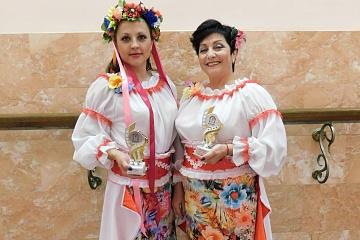 Верхнемамонский район принял участие в IX  областном фестивале художественных коллективов и исполнителей «Воронеж  многонациональный» в г. Россошь