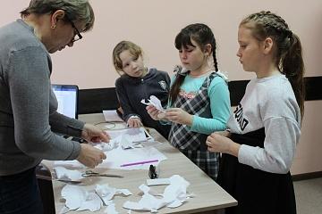 Всемирный день оригами