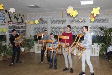 9 ноября в Степнянском СДК для молодежи поселения проводился Осенний Бал с игровой программой «Осенние фантазии»