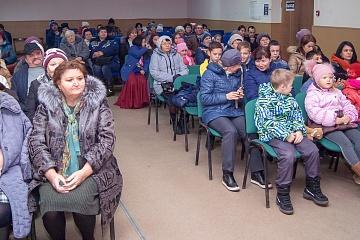 В Мятлевском ДК состоялся праздничный концерт «Быть мамой - это прекрасно!», посвященный Дню матери