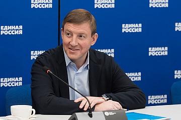 Турчак: «Единая Россия» будет выдвигать своих кандидатов в каждом избирательном округе