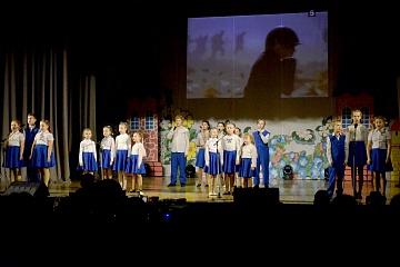 """Конкурс юных исполнителей """"Рядом ты и я"""""""