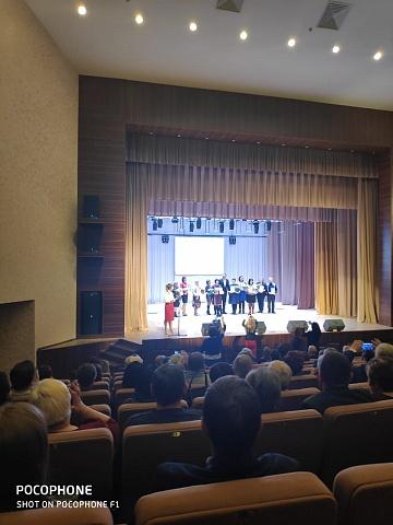 Представители органов ТОС и МСУ Верхнемамонского муниципального района приняли участие во II Съезде органов ТОС Воронежской области
