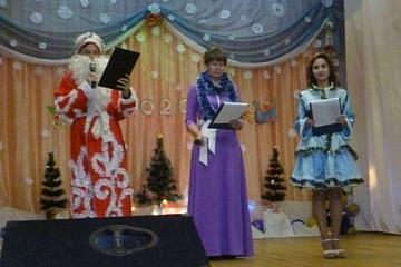 "Бал маскарад "" Чудеса под новый год"""