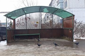 Немного о вандализме в Товарково.