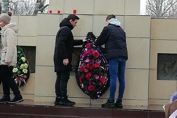29.01.2020 в селе Верхнее Турово состоялся митинг, посвященный дню освобождения села от немецко-фашистских захватчиков.