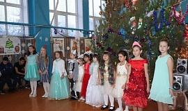 Новогодняя елка 2020 Кучугуровская СОШ