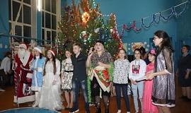 Проведение школьного праздника Елка 2020
