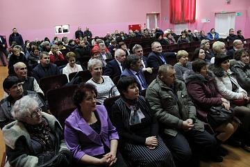 05 февраля 2020 года прошла отчетная сессия главы Краснянского сельского поселения о проделанной работе за 2019 год и задачах на 2020 год.