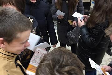 Беседа в рамках межведомственной профилактической акции «Подросток»