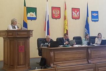 Защита проекта ТОС Лисянский