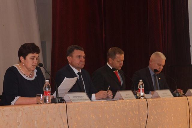 Открытая сессия Главы поселения о ежегодном отчете о результатах деятельности местной администрации  07.02.2020 г