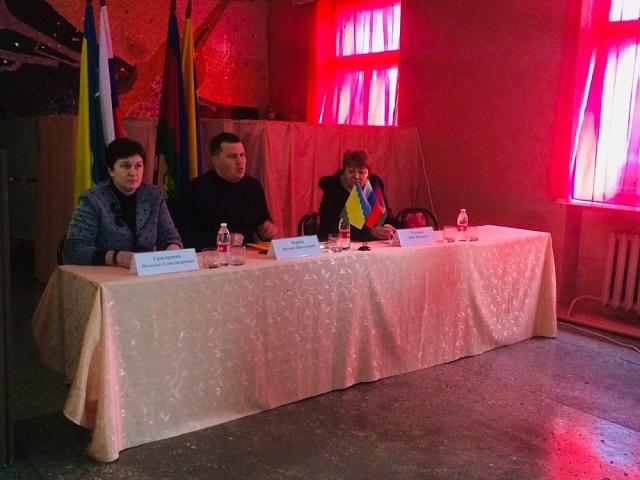 11 февраля 2020 года в Кухаривском сельском поселении прошел семинар-совещание на тему: «Развитие малых форм хозяйствования