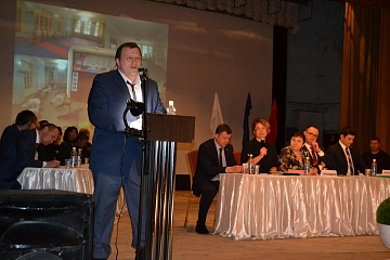 Отчет Главы Поселковой Управы городского поселения «Поселок Товарково» о работе за 2019 год и задачах на 2020 год
