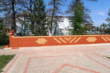 """О создании """"Стены Памяти и Славы"""" в слободе Сагуны"""