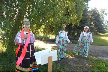 Праздничный концерт в честь Дня России