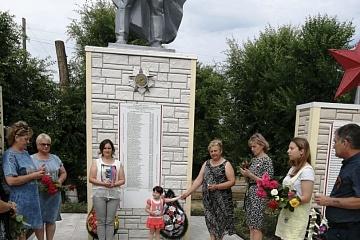 22 июня в сельских поселениях Верхнемамонского района проведена   акция «Свеча памяти»