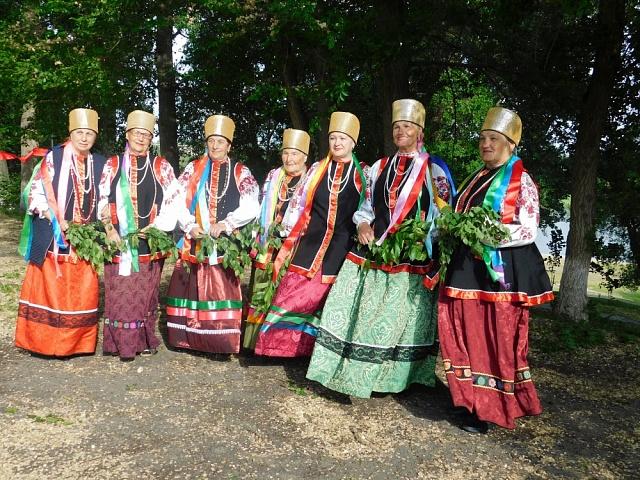 В Верхнемамонском районе проходит конкурс онлайн-проектов  «Мамон фольклорный»