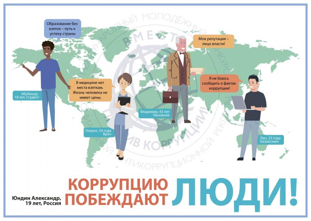 Социальная антикоррупционная реклама