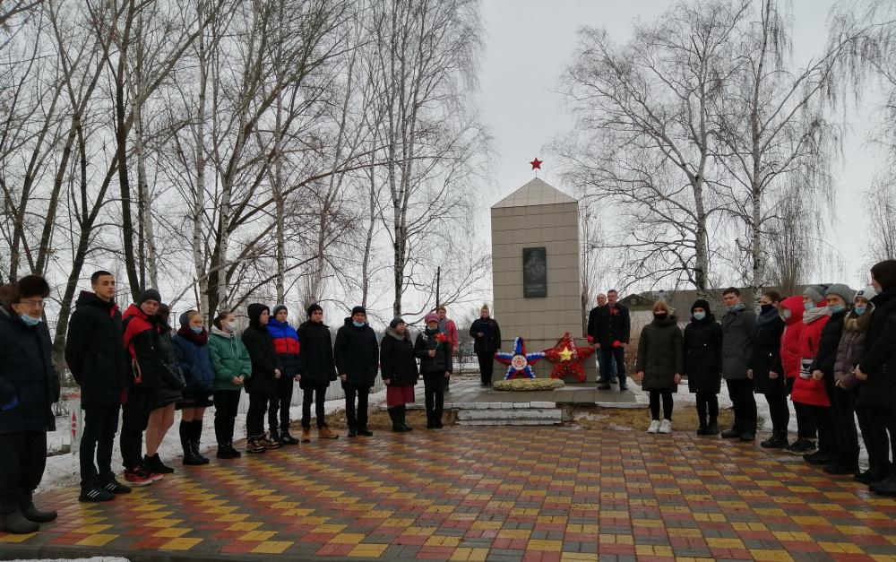 2 февраля прошел митинг «Сталинград»