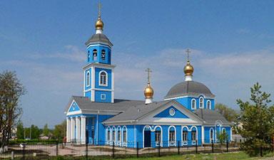 Советское сельское поселение Алексеевского муниципального района Белгородской области