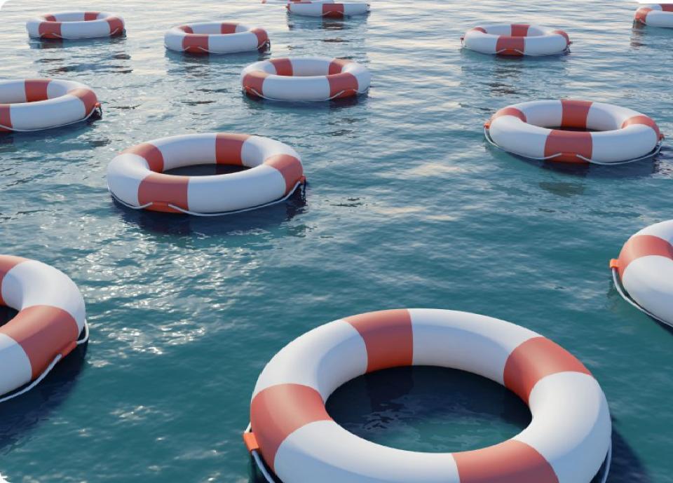 Во время купального сезона не забывайте о правилах безопасности на воде!