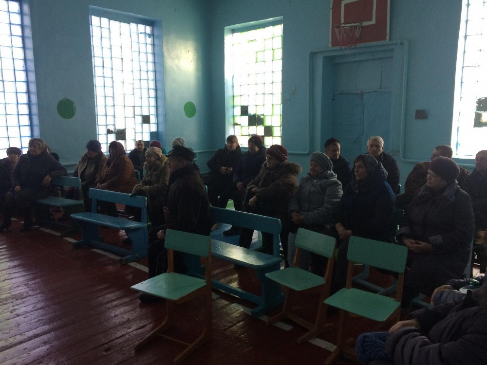 Сход граждан, который был проведен 22 февраля