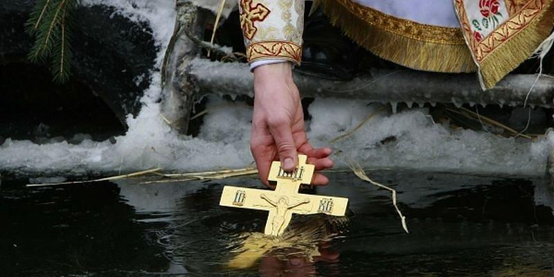 19 января 2021 года в праздник «Крещение Господне»  в ст. Камышеватской пройдет традиционный обряд купания