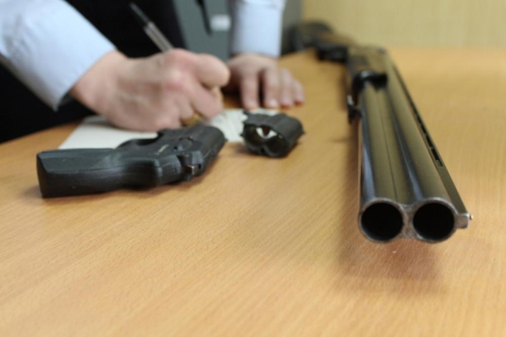 Уважаемые Жители Волжского района напоминаем про возможность и необходимость добровольной сдачи оружия за вознаграждение