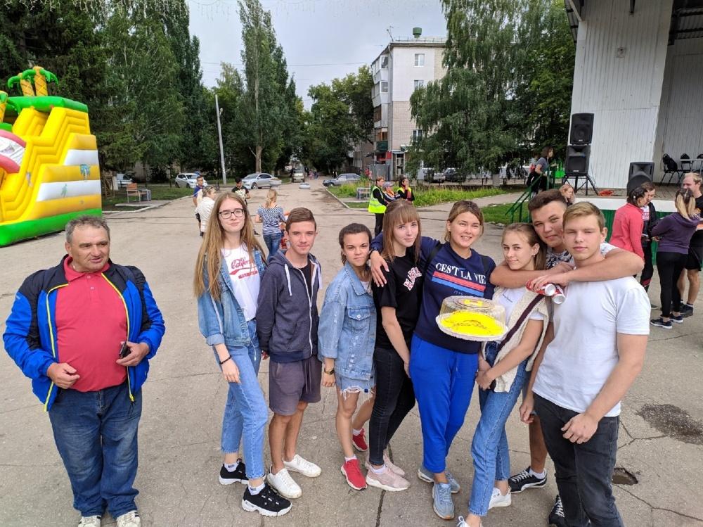 В Петра Дубраве состоялся День физкультурника