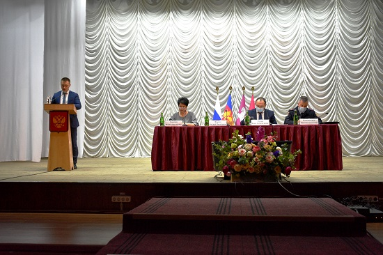 1 февраля состоялась открытая сессия Совета Кущёвского сельского поселения
