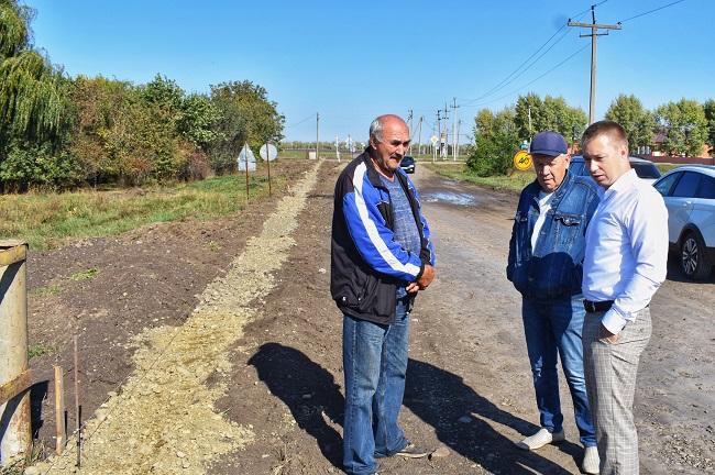 Продолжается реализация государственной программы «Развитие сети автомобильных дорог Краснодарского края» ⠀