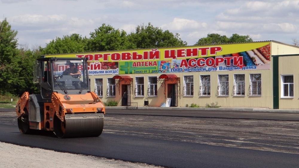Преображение центральной площади