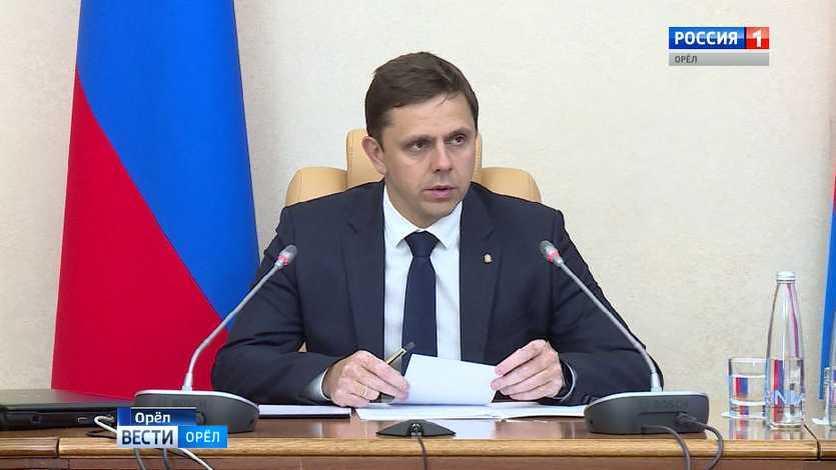 Режим самоизоляции в Орловской области продлен до 31 мая