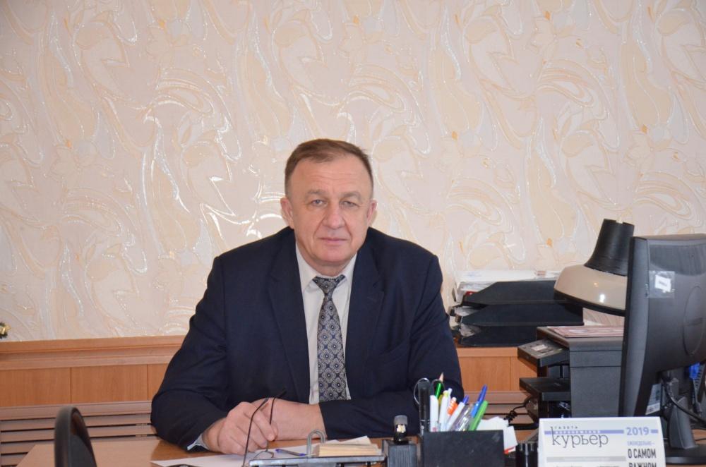 23 декабря в редакции районной газеты «Донская новь»  состоялась «Прямая линия» с главой Верхнемамонского муниципального района Быковым Н.И.