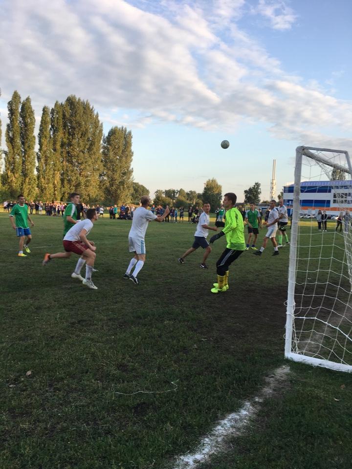 Итоги чемпионата Терновского района по футболу 2019 года