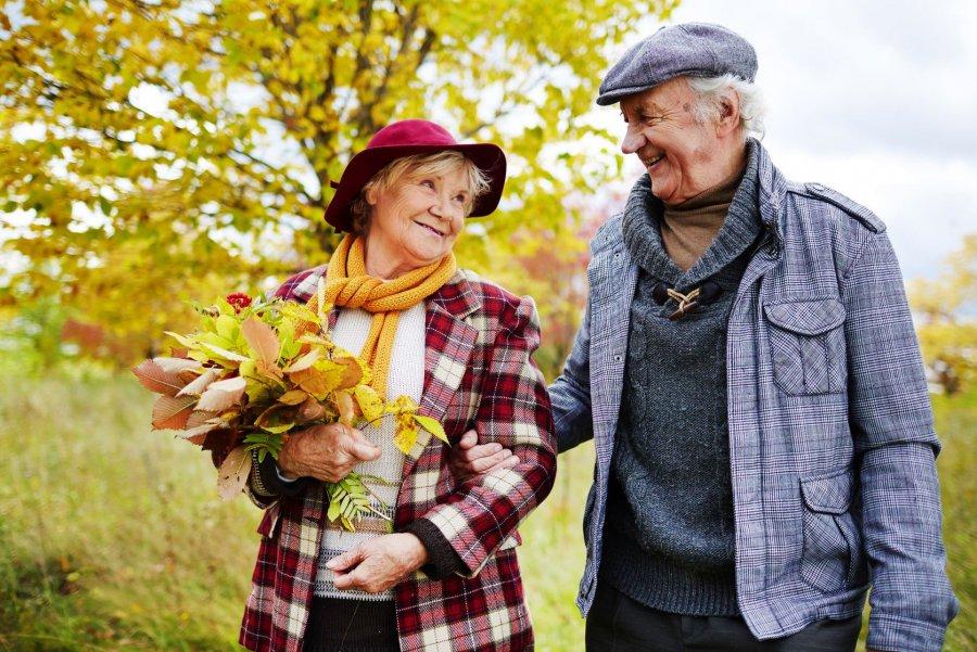 Им года — не беда! 1 октября в России отмечается День пожилого человека