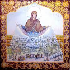 """Страница православия """"Покров Пресвятой Богородицы"""""""