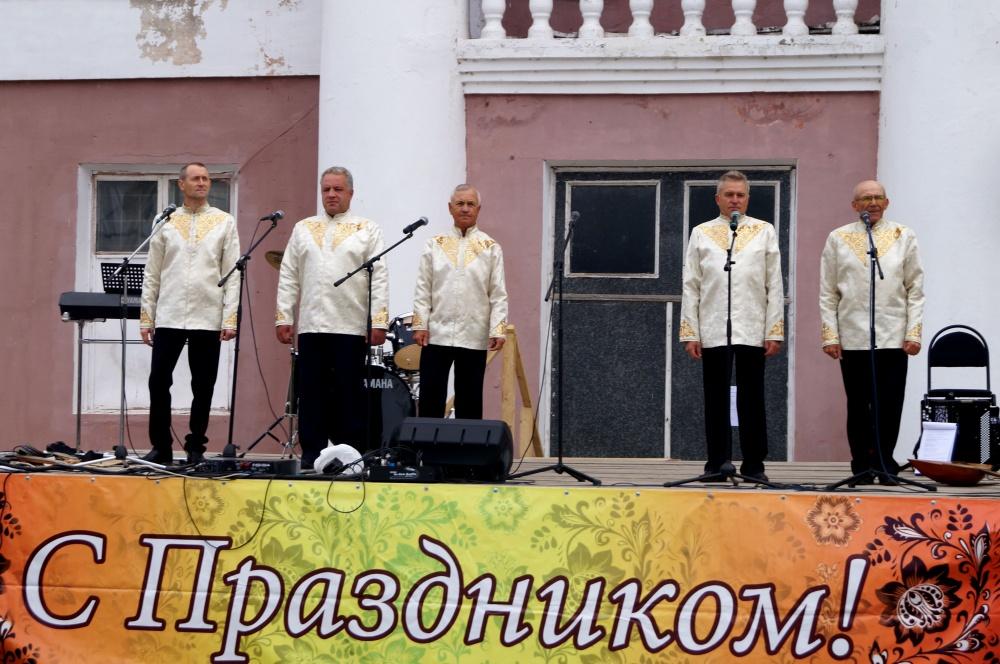 Праздник поселка Перелешинский