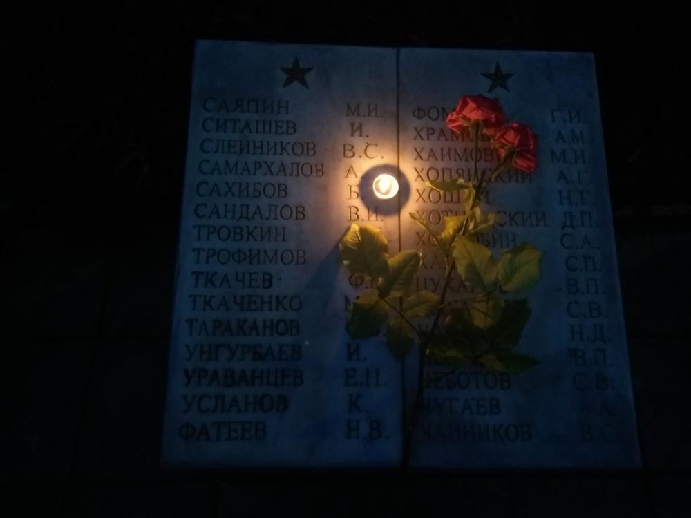22 июня 2020 года  вся страна отмечает годовщину начала Великой Отечественной войны. В с. Дерезовка Верхнемамонского района Воронежской области  жители поддержали акцию, и зажгли «Свечи памяти».