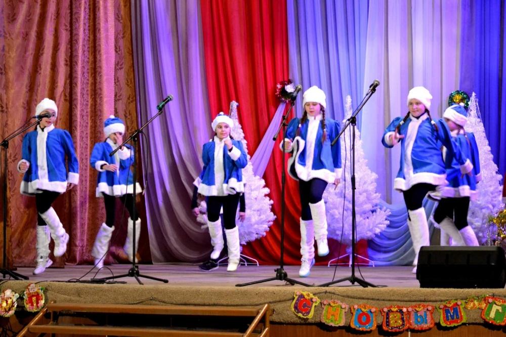 Маскарад 31.12.2019 года в Петровском СДК