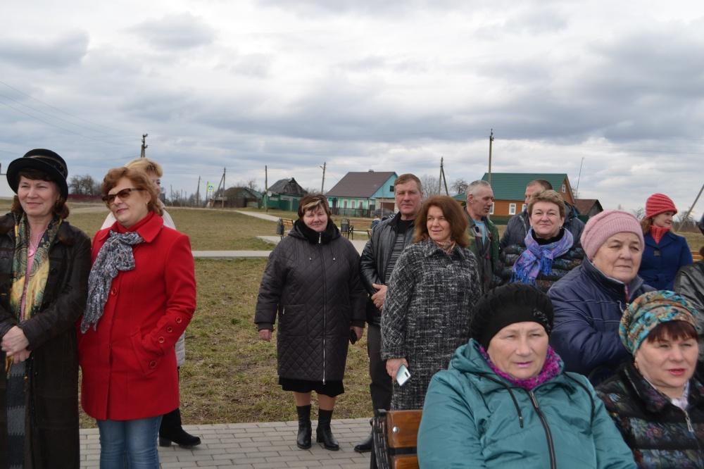 В д. Войлово прошел праздничный концерт, посвященный Женскому Дню 8 марта