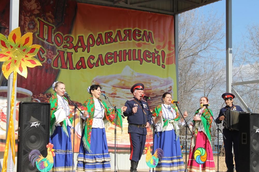 По-Заплавински румяна и щедра! Праздник широкой Масленицы с размахом отметили жители села Заплавного.
