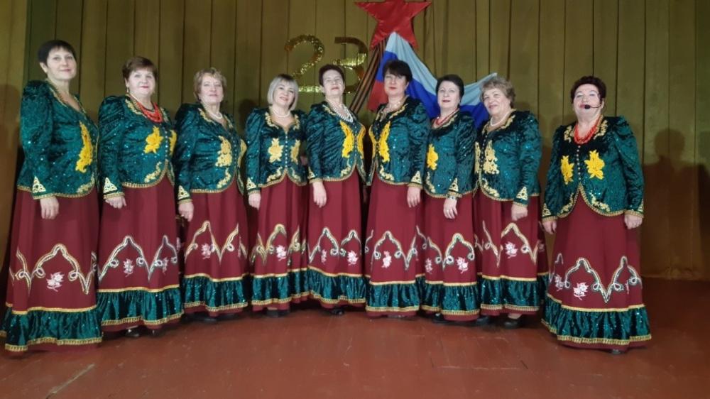 Праздничный концерт, посвященный Дню защитников Отечества «Этих дней не смолкнет слава!»