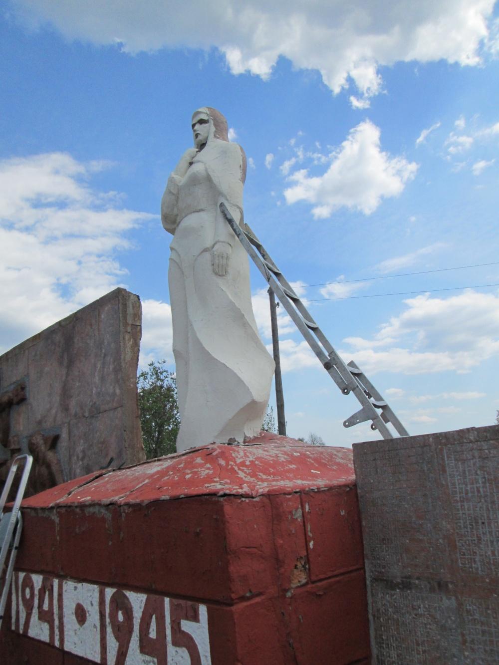 Обращение о сборе средств на ремонт Стены плача в с.Старая Меловая