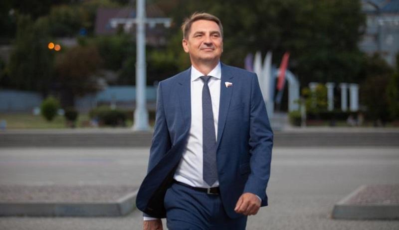 Прием депутата Государственной̆ Думы ФС РФ Маркова Андрея Павловича