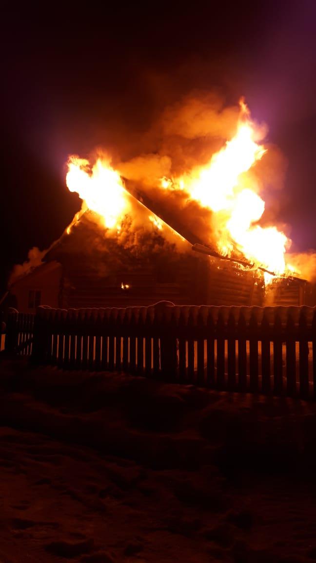 Неисправная электропроводка могла привести к гибели при пожаре.