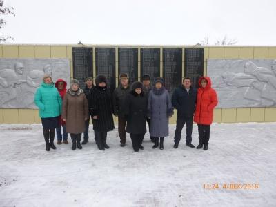 Поселение посетил Совет ветеранов